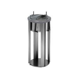Drop-in vestavné moduly Zásobník talířů - Ø255 mm <br> 340109